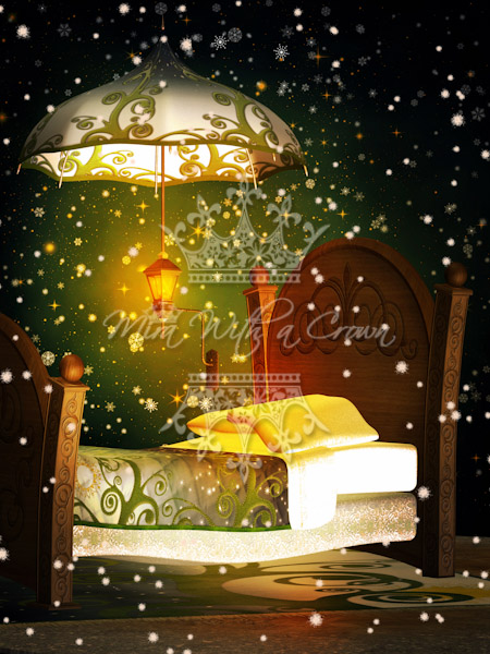 Cozy Winter Night Backgrounds