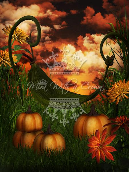 fairy autumn backgrounds