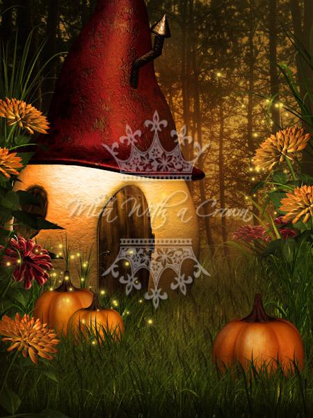 fairy autumn backdrops