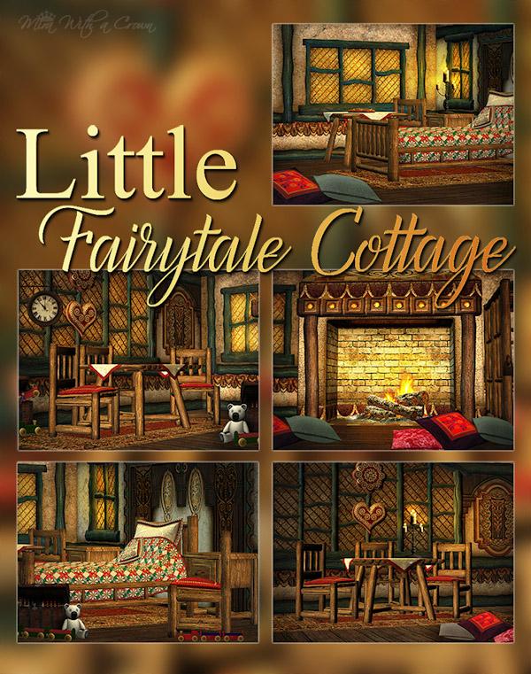 Little Fairytale Cottage