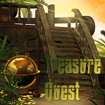 treasure quest backdrops
