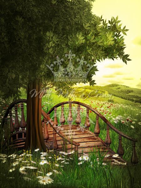 Countryside Digital Backdrops