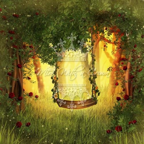 Fantasy Woodland