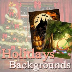 Holidays Backgrounds